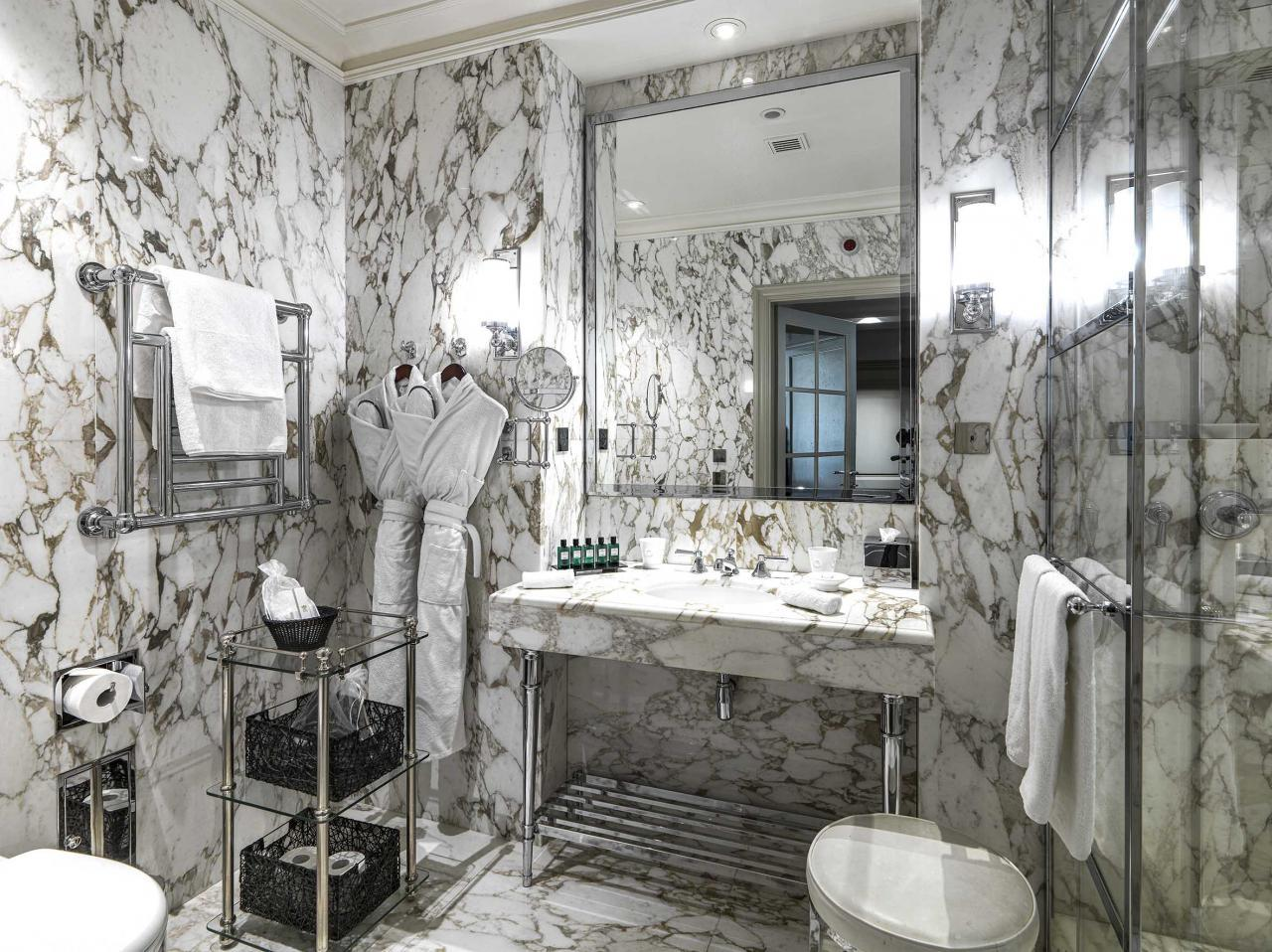 Marquis Faubourg Saint-Honoré - Suite - Bathroom