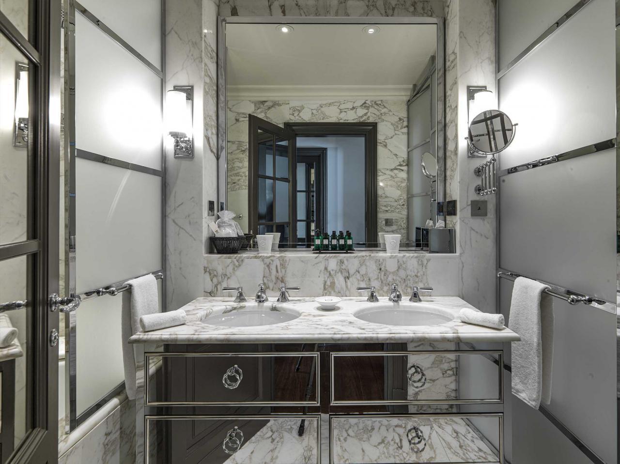 Marquis Faubourg Saint-Honoré - Suite - Salle de bain